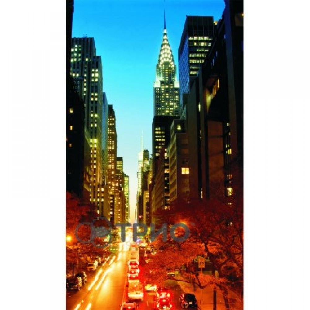 Карбоновый обогреватель - картина Трио Манхэттен настенный