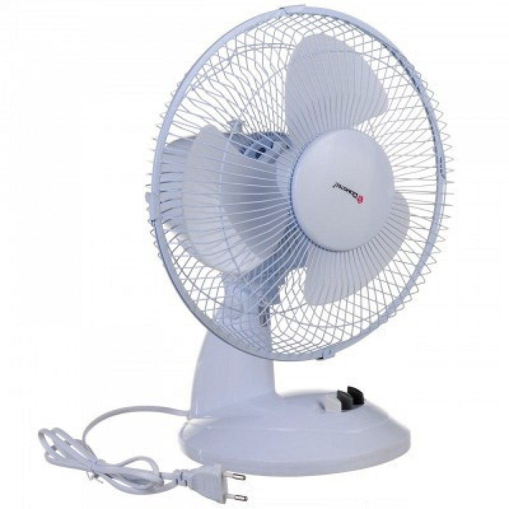Вентилятор  Domotec Fan MS-1624 настольный
