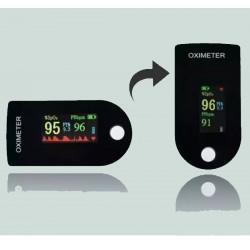 Медицинский пульсоксиметр ОХ - 833 с OLED дисплеем