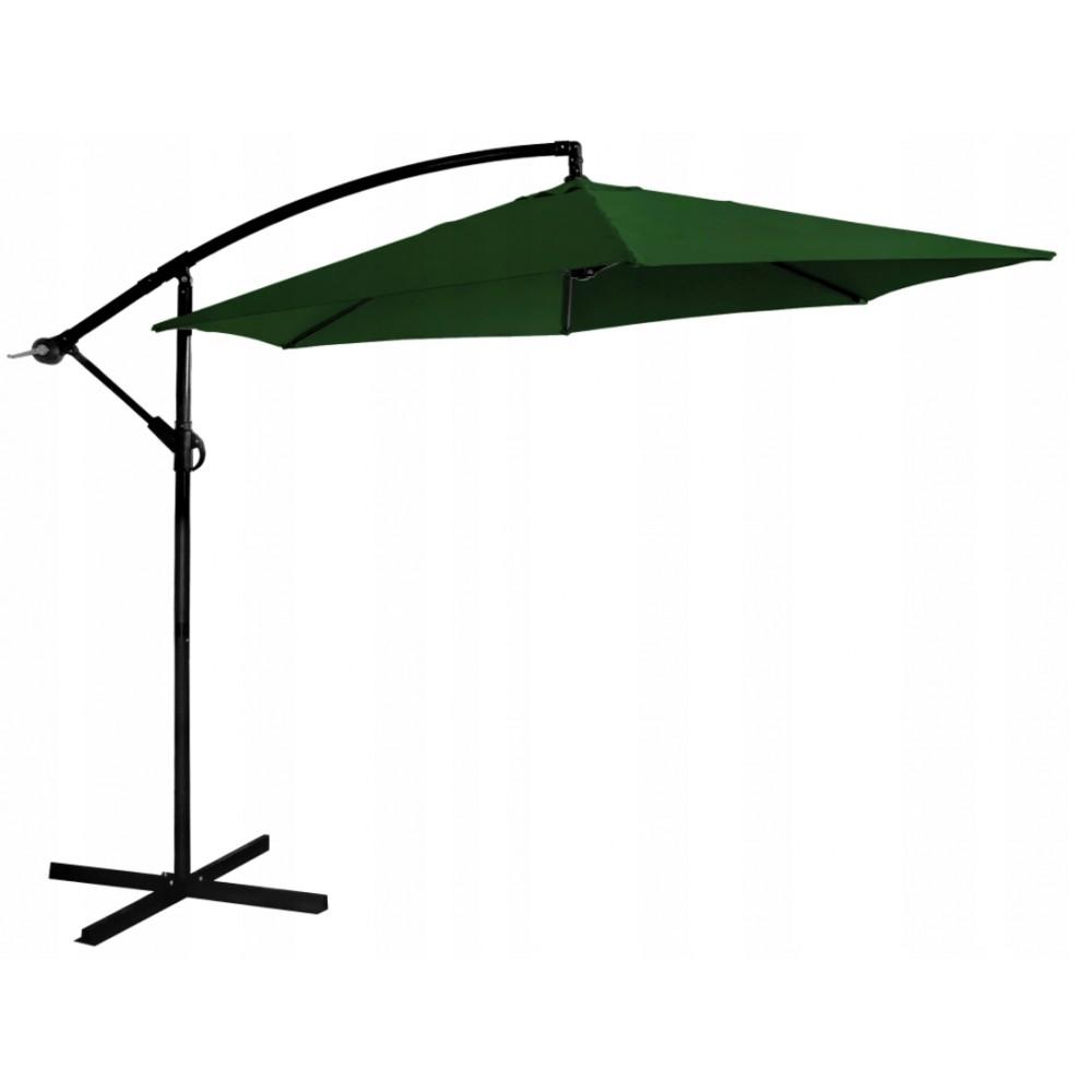 Садовый зонт, Avko, 3 метра, зеленный