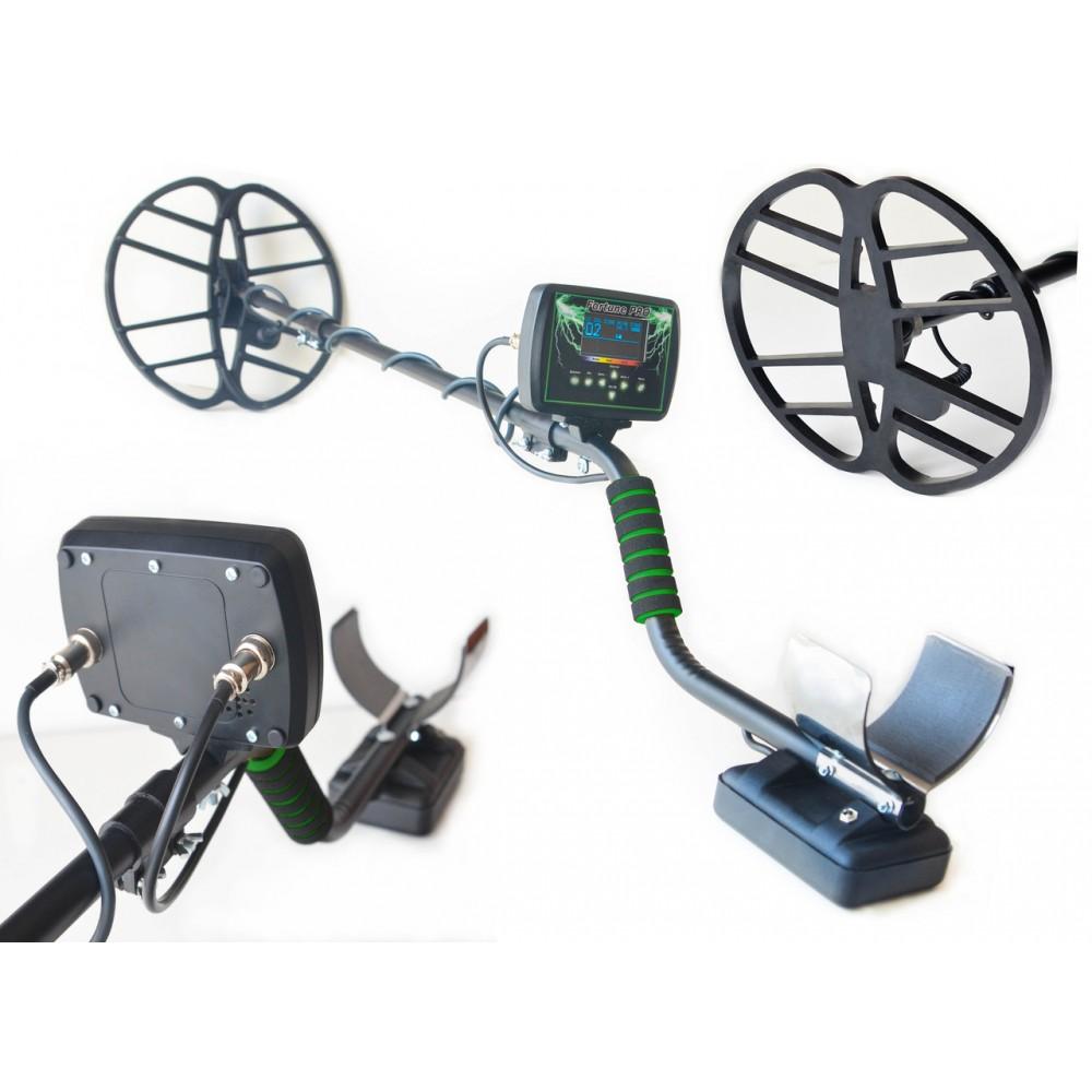 Металлоискатель Fortune PRO / Фортуна ПРО OLED-дисплей 6*4 FM трансмиттер