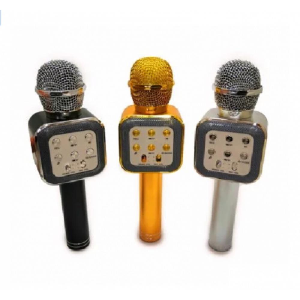Караоке - микрофон Wster WS-1818 беспроводной