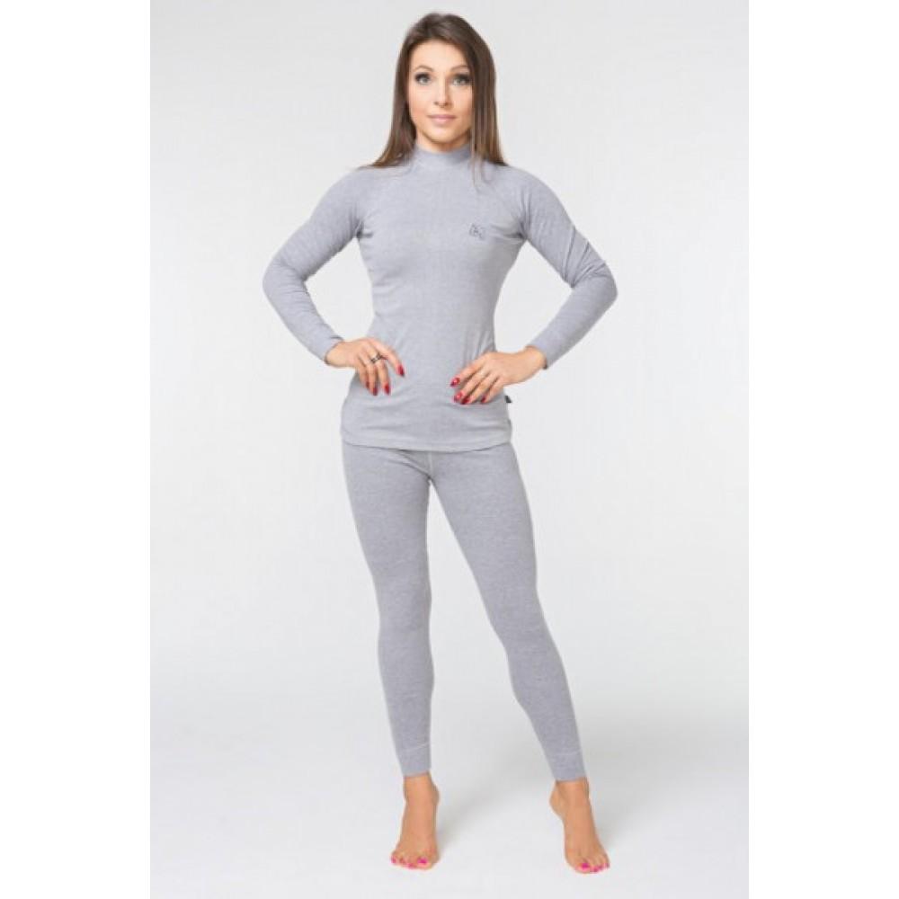 Женское повседневное термобелье Radical Cute (original), теплое зимнее комплект,Gray