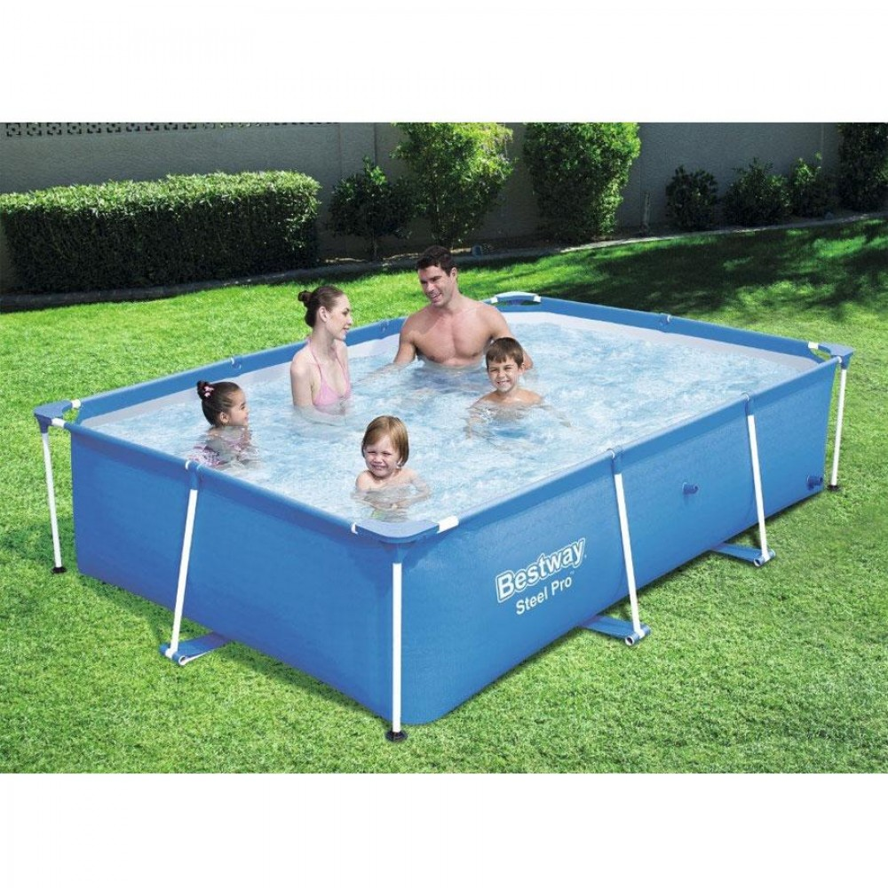 Бассейн каркас BestWay 56403 Splash Frame Pools 259х170х61 см