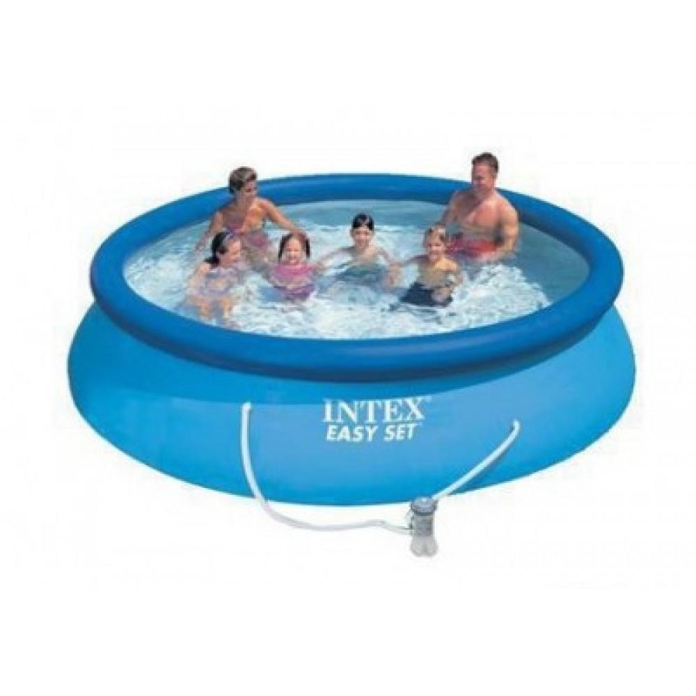 Бассейн надувной Intex 28132 Easy Set Pool 366х76 см