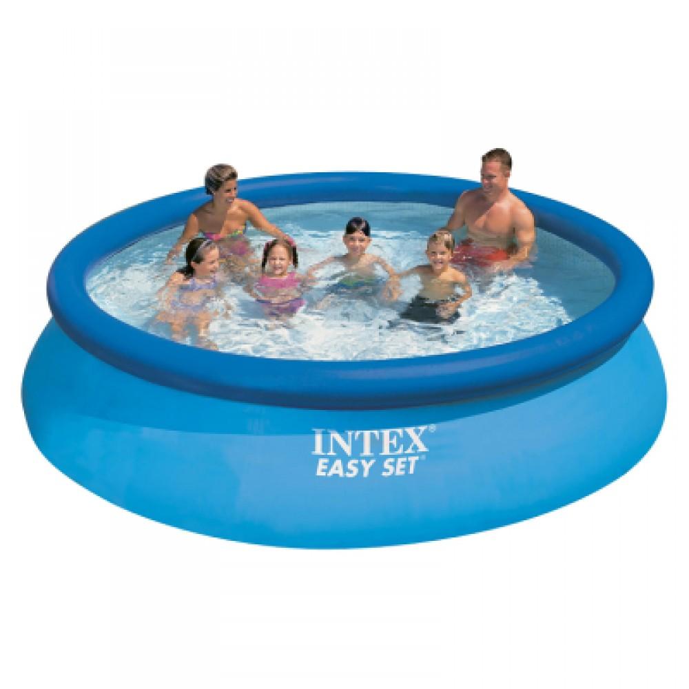 Бассейн надувной Intex 28130 Easy Set Pool 366*76 см