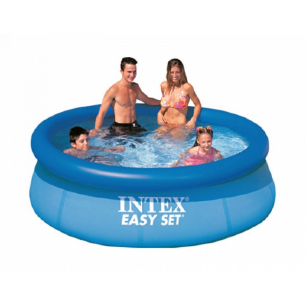 Бассейн надувной Intex 28110 244*76 см