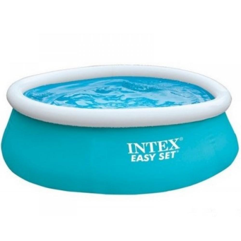 Бассейн надувной Intex 28101 Intex Easy Set Pool 183х51 см, голубой