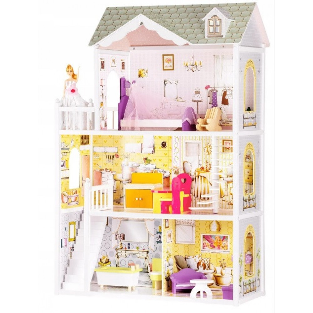 Домик для Барби Ecotoys 4108 Beverly