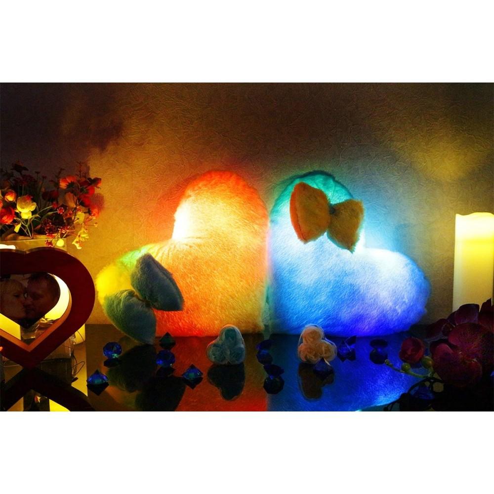 Подушка светильник-ночник