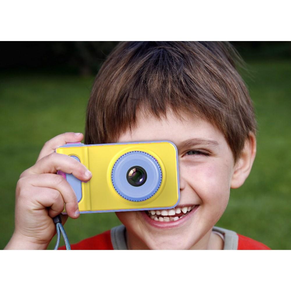 Детский цифровой фотоаппарат Smart Kids Camera T1 5369 Blue