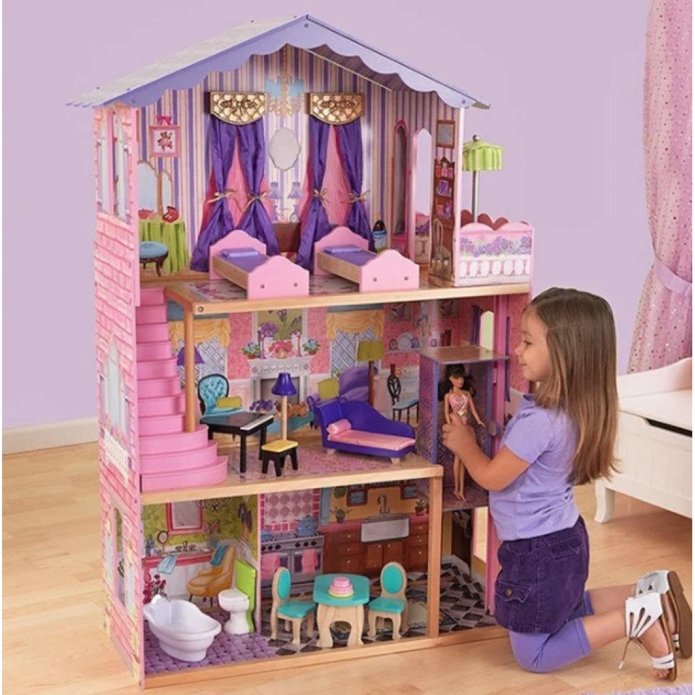 Кукольний домик Avko 44232 Вилла Магнолия + лифт