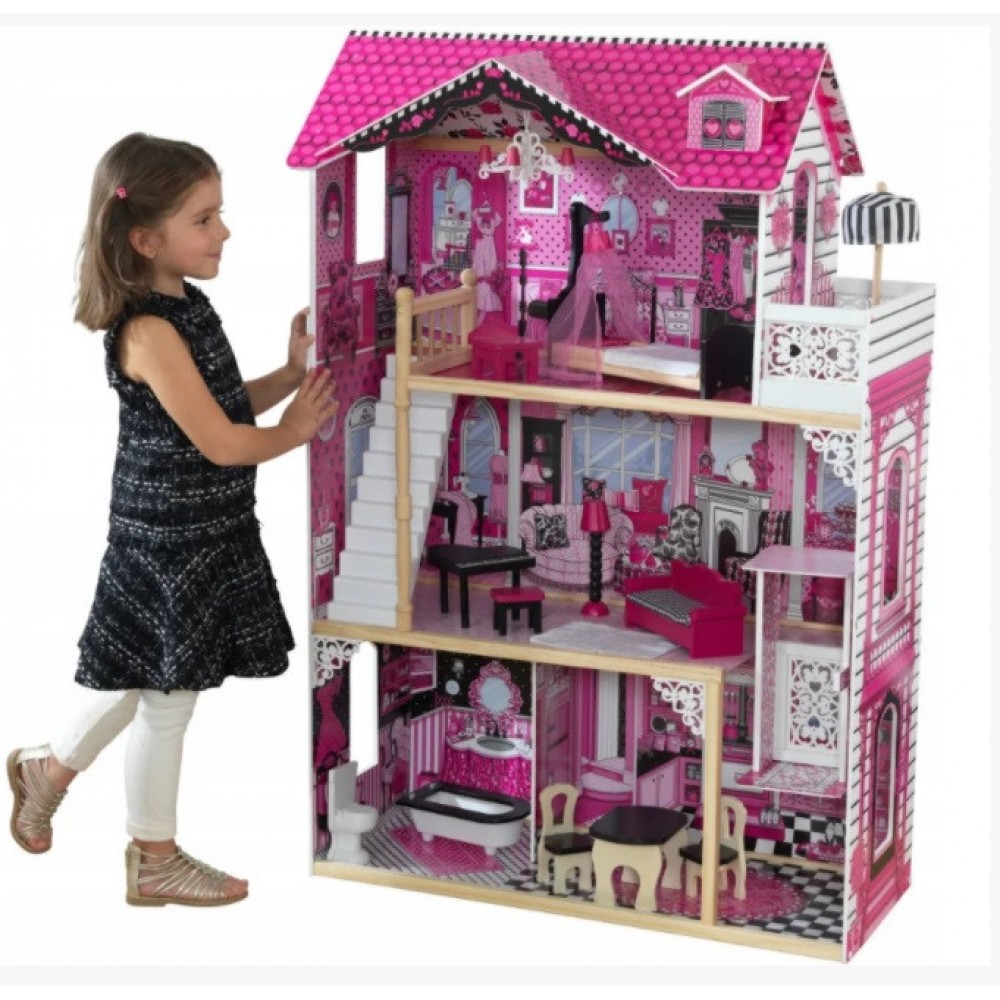 Кукольный домик AVKO 44101 Вилла Барселона с лифтом
