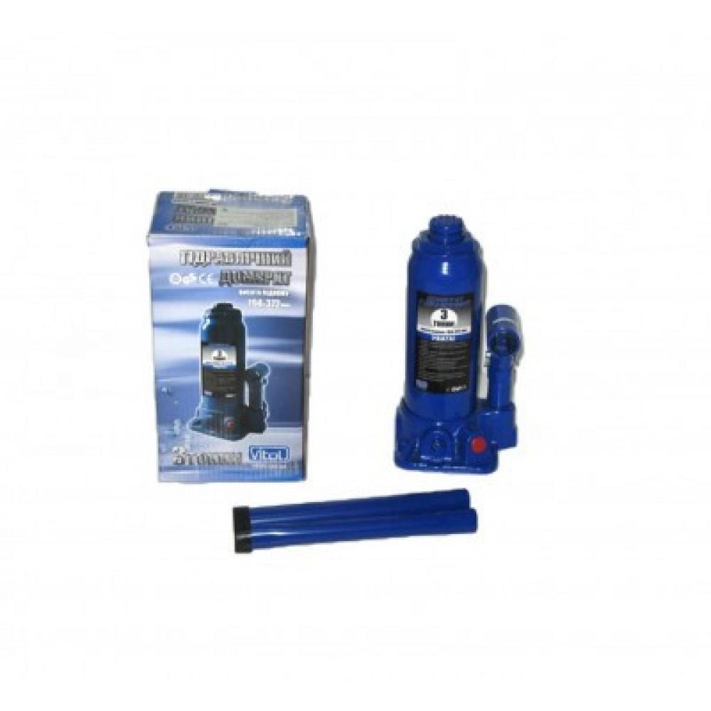 Домкрат Vitol T90304/ДБ-03006  17890