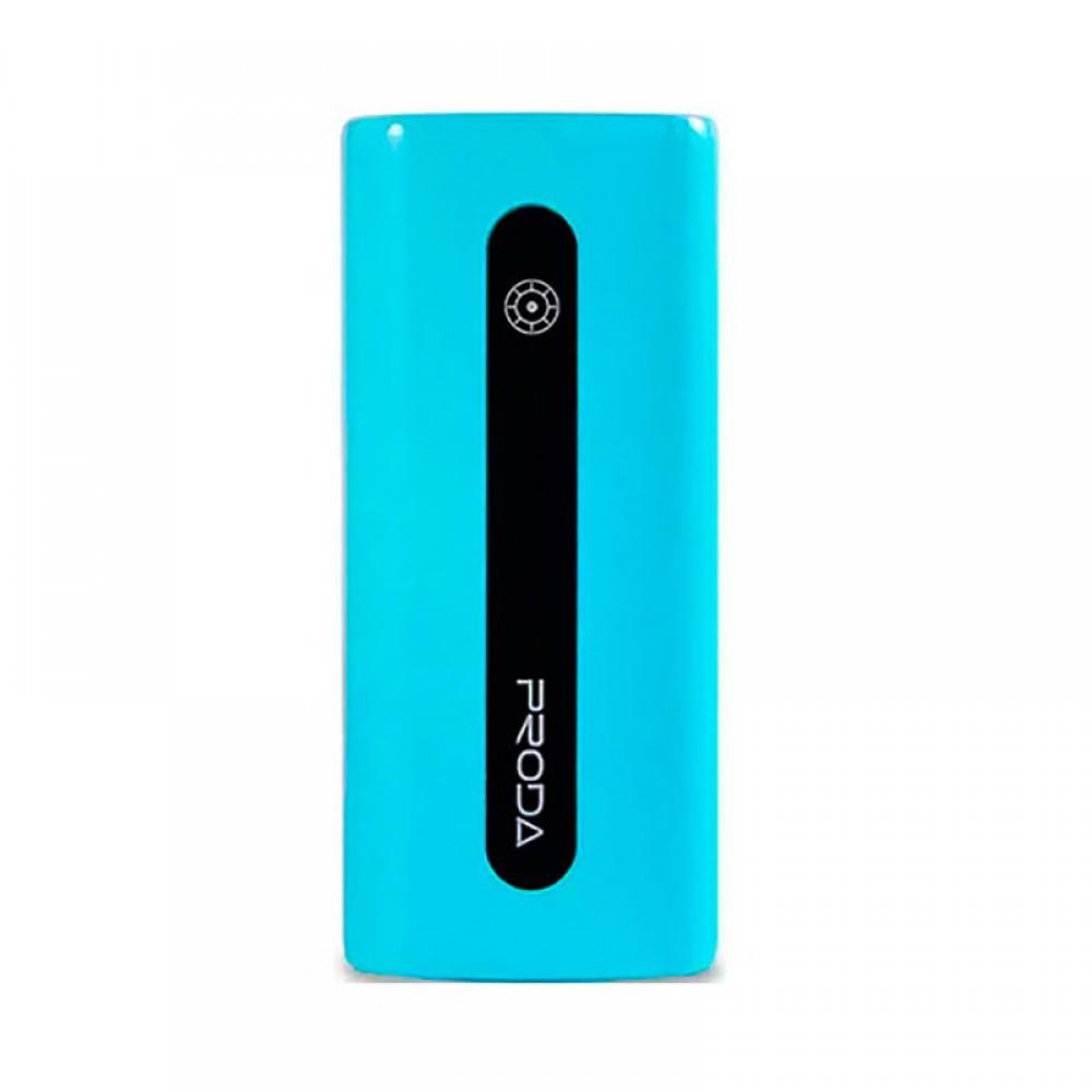 Внешний аккумулятор Power bank Remax Proda E5/PPL-15 5000 mAh Blue