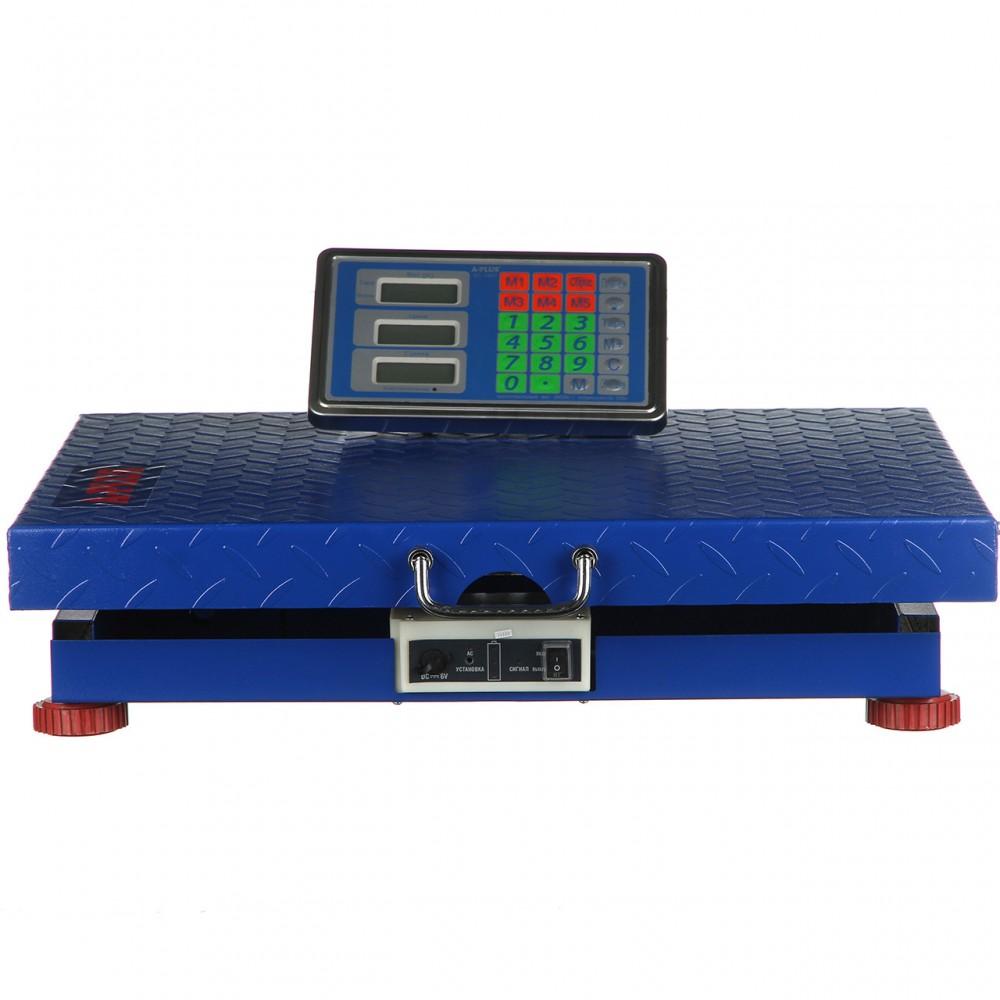 Весы торговые A-PLUS до 600 кг Wi-FI