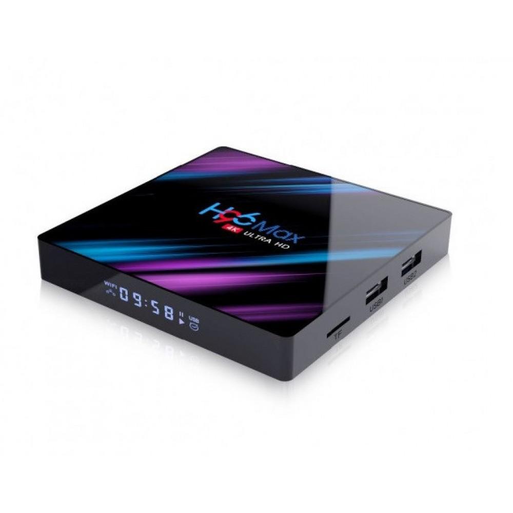 Смарт тв приставка - H96 Max 2/16 GB