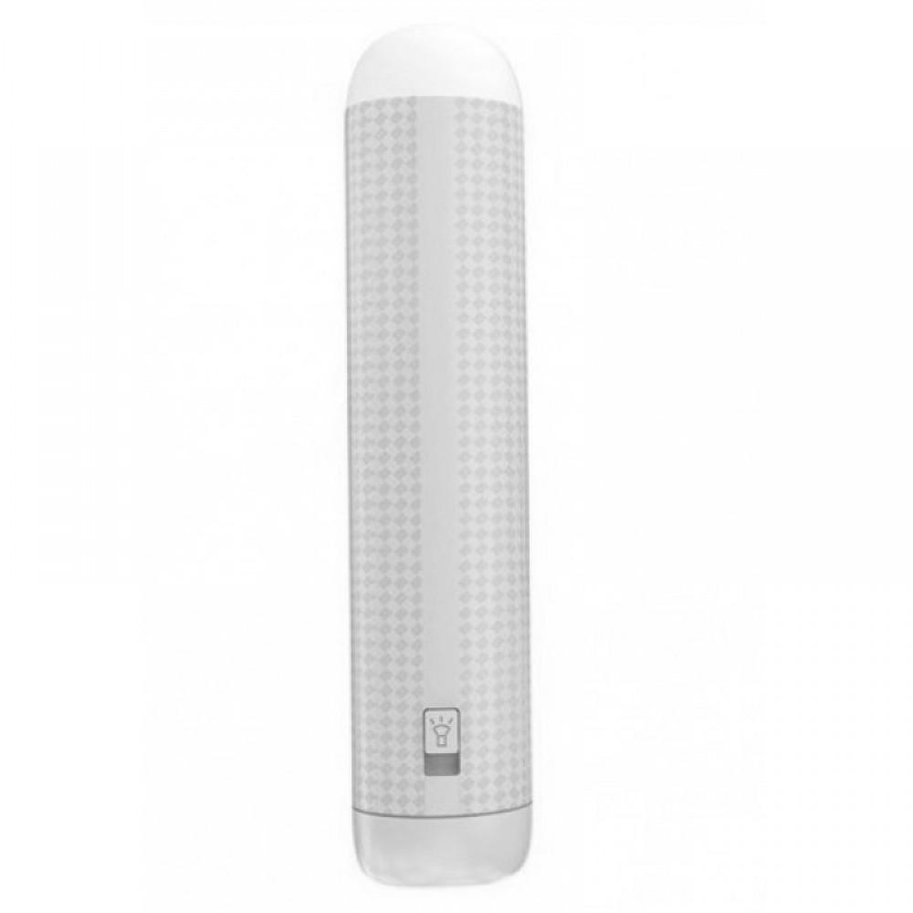 Внешний аккумулятор Power bank Golf Lonsmax GF-D1S 2000 mAh White