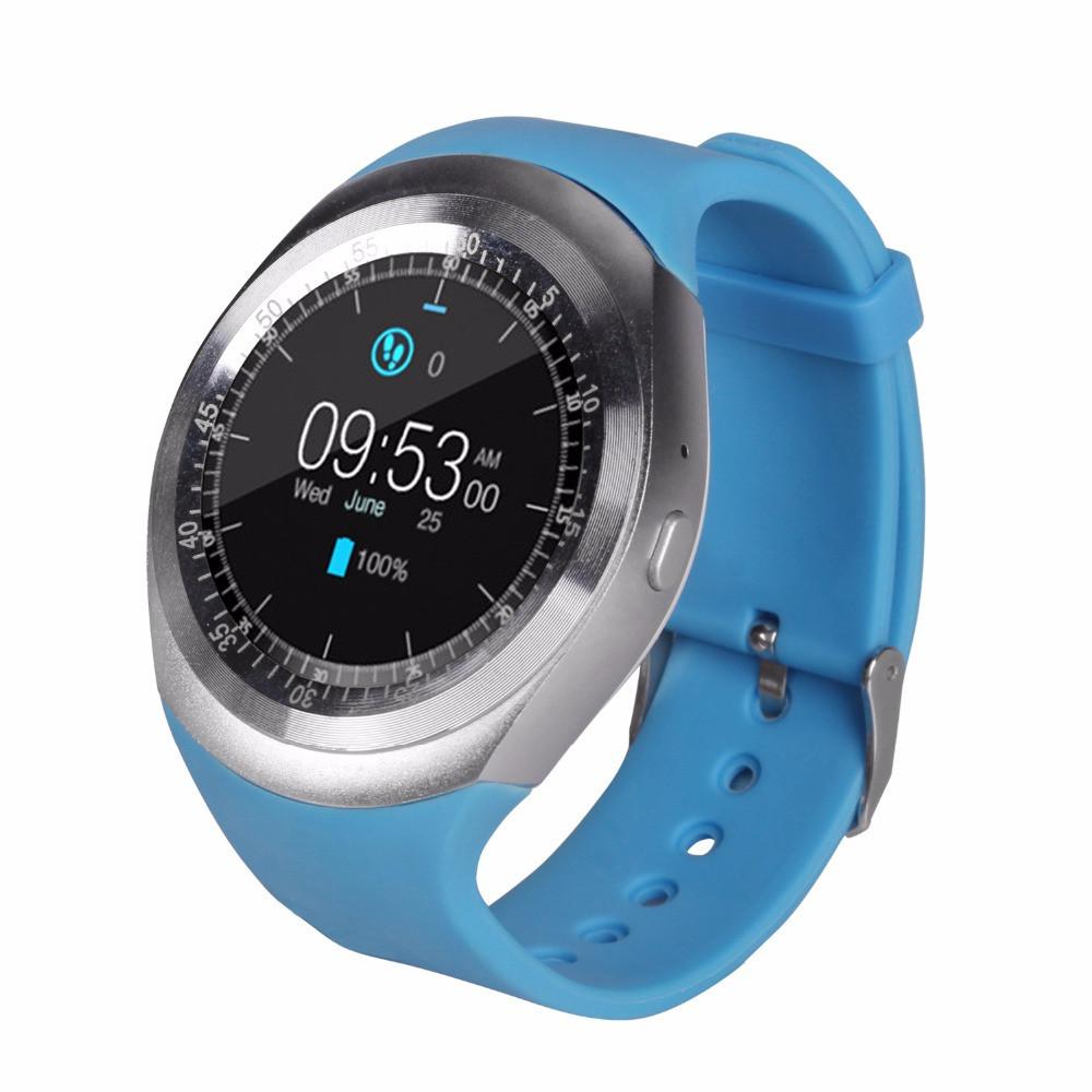 Смарт-часы UWatch Y1 синие