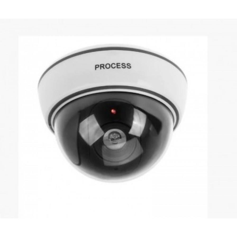 Купольная камера видеонаблюдения муляж обманка DS-1500B 11791