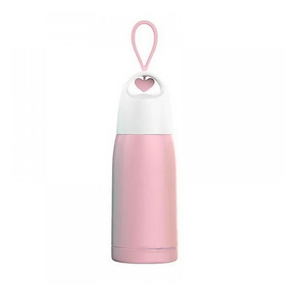 Внешний аккумулятор Power bank Usams Power Bank US-ZB022 Bottle Shape 1500mah Pink