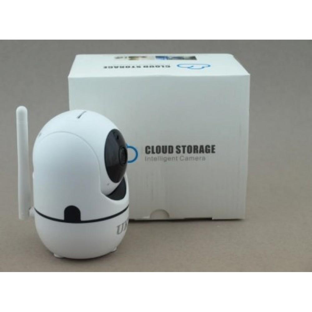 Беспроводная поворотная IP камера UKC Y13G WiFi microSD 1mp с распознаванием лиц