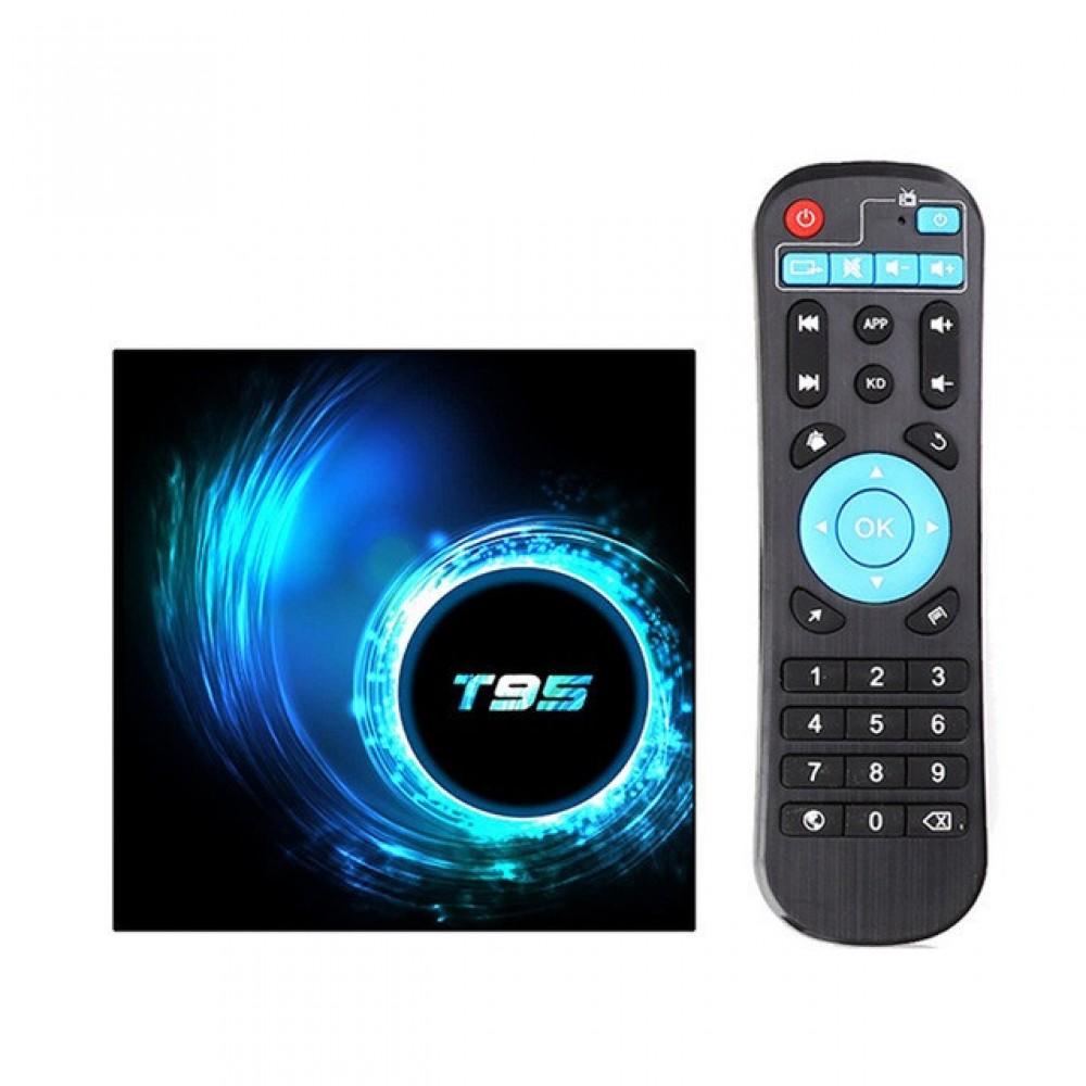 Смарт ТВ приставка Crenova T95 2/16Gb