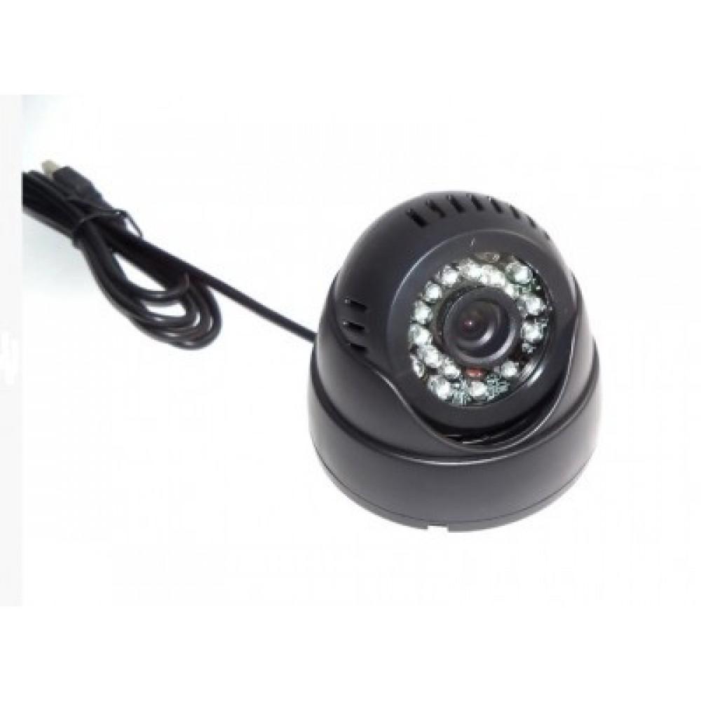 Камера видеонаблюдения DV+DVR с USB 349, IR ночным видео