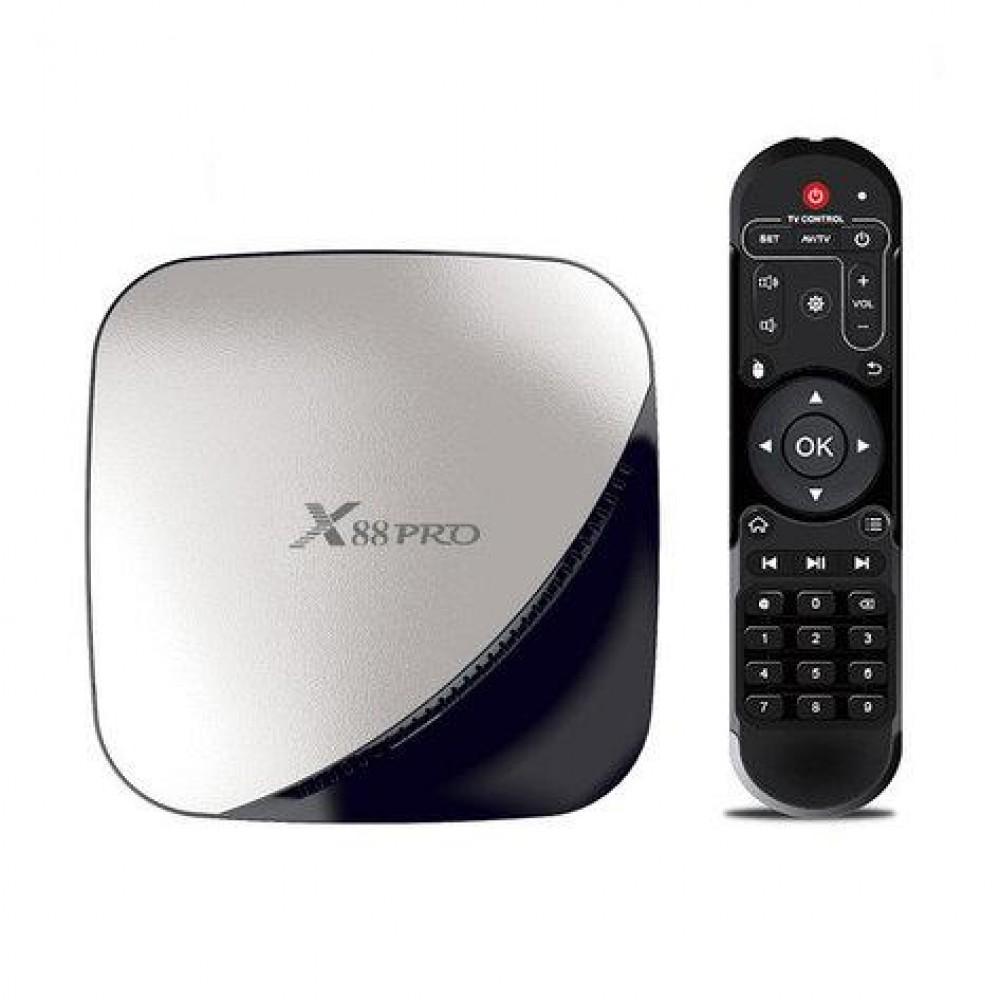 Смарт ТВ приставка Crenova X88 Pro 2/16Gb