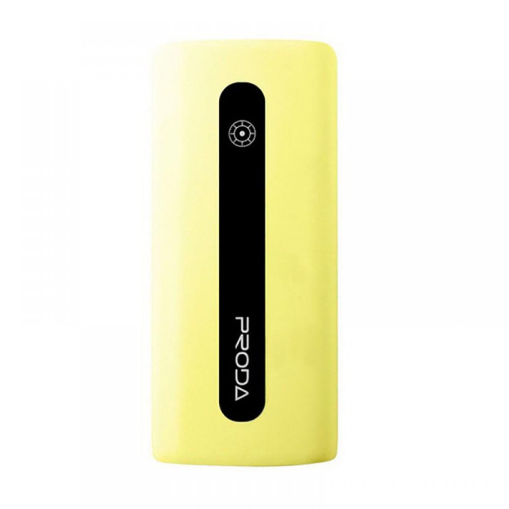 Внешний аккумулятор Power bank Remax Proda E5/PPL-15 5000 mAh Yellow