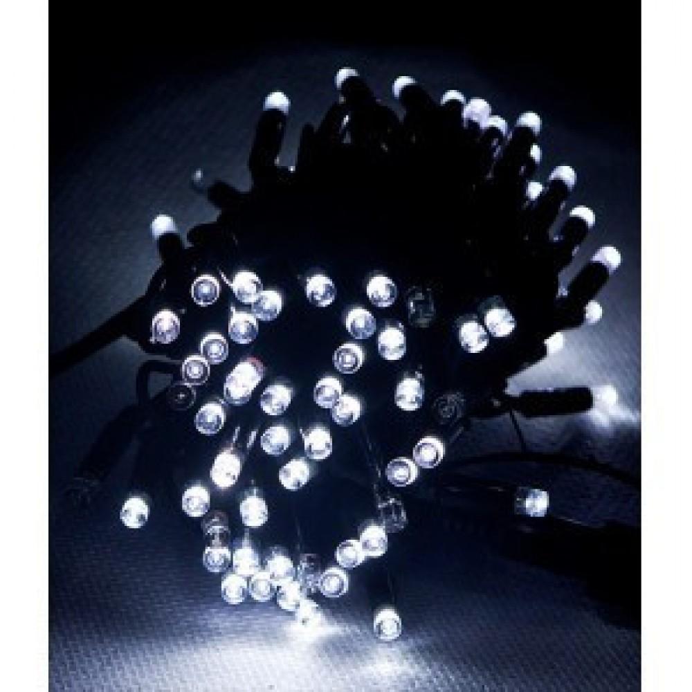 Гирлянда на 100 LED белая