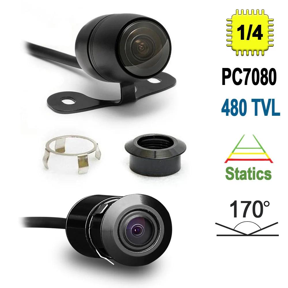 Автомобильная камера заднего вида Terra HD-168, 480 ТВЛ, сенсор PC7080
