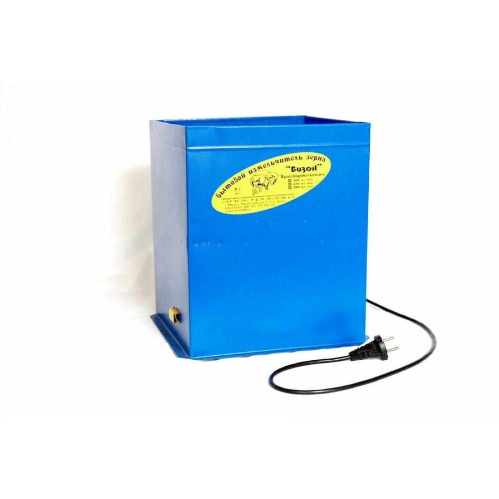Зернодробилка Бизон 350, электрическая, для зерновых