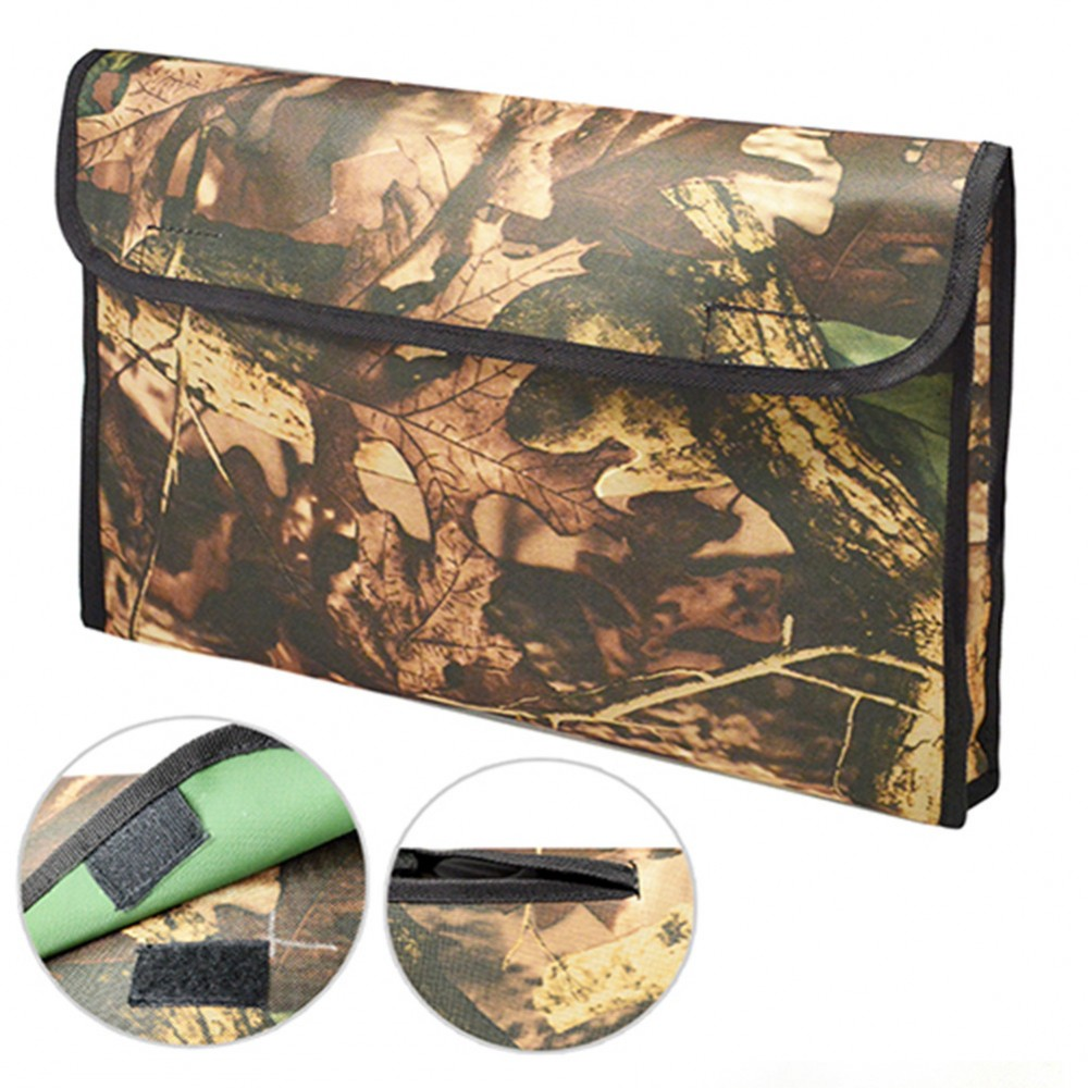 Чехол на мангал чемодан 6 шампуров Stenson 43 х 28 х 6 см, УК-М6-Ч
