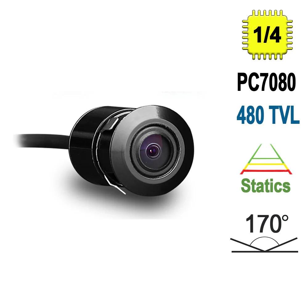 Автомобильная камера заднего вида Terra HD-185, 480 ТВЛ, сенсор PC7080