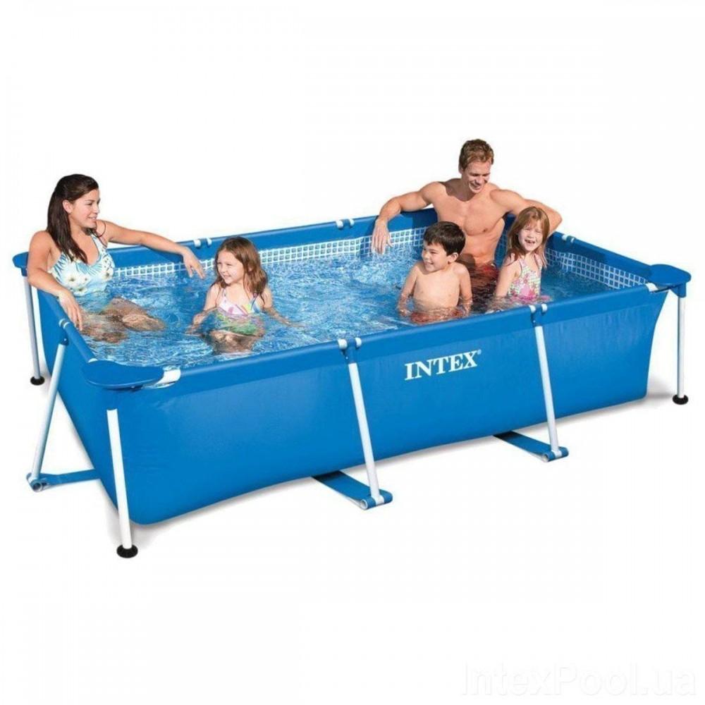Каркасный бассейн Intex 28270 - 2, 220 х 150 х 60 см
