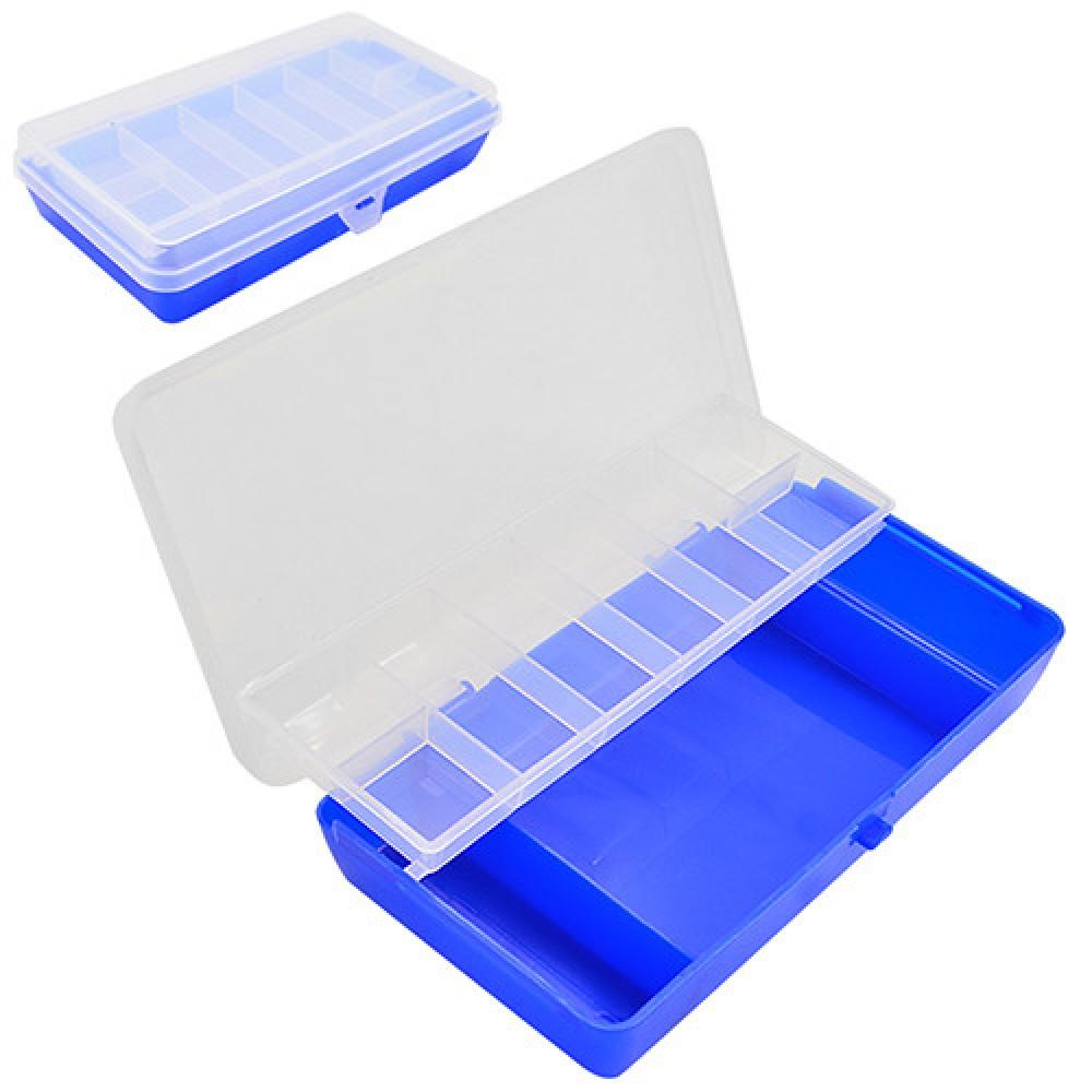 Коробка для снастей Stenson 21 х 10.5 х 4.3 см, SF24110