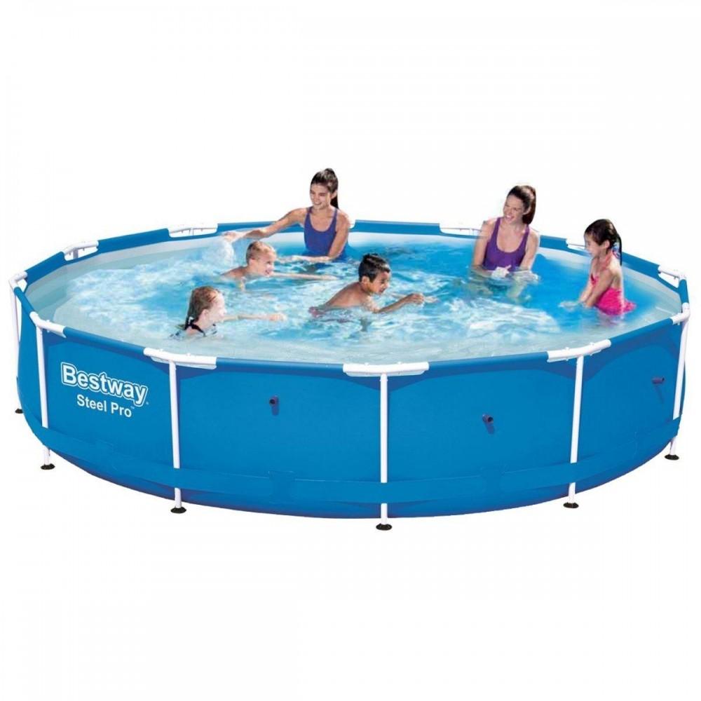 Каркасный бассейн Bestway 56706, 366 х 76 см