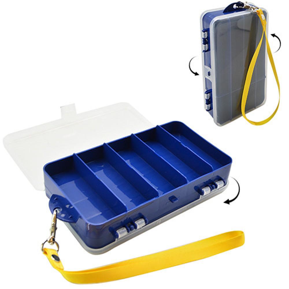 Коробка для снастей Stenson 18 х 10 х 4 см, SF24122
