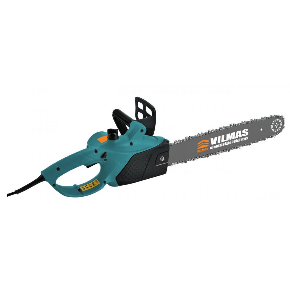Пила цепная электрическая Vilmas 1400-ECS-350