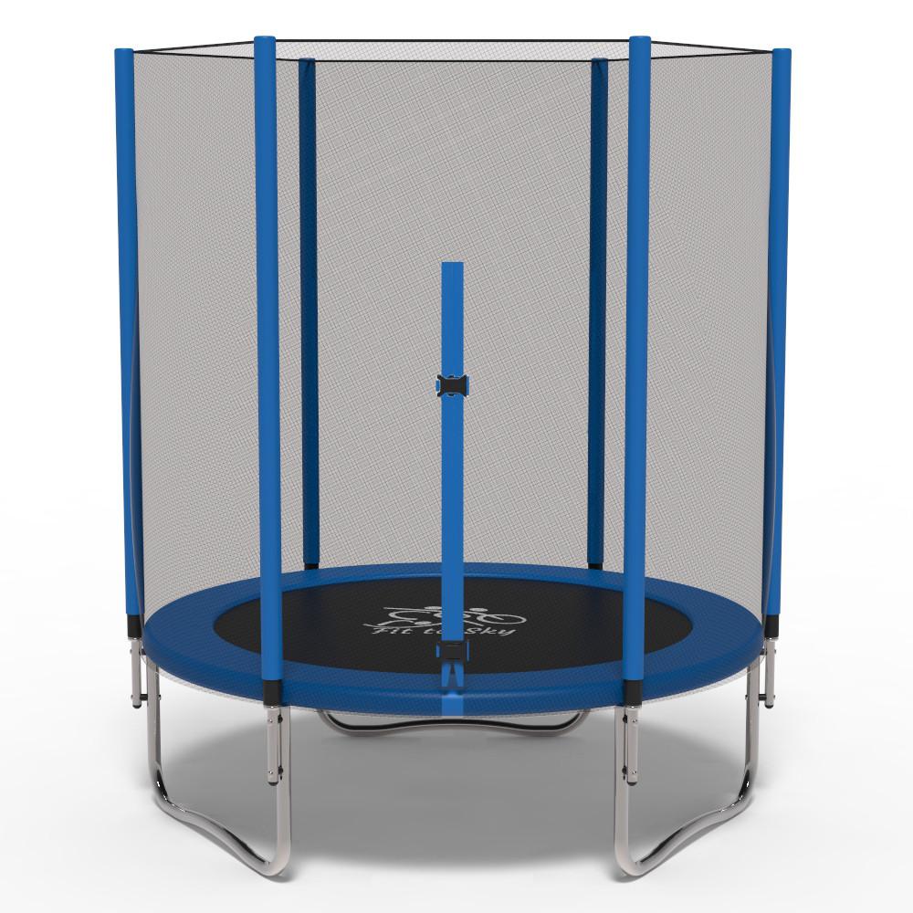 Батут FitToSky 140 см blue 10102
