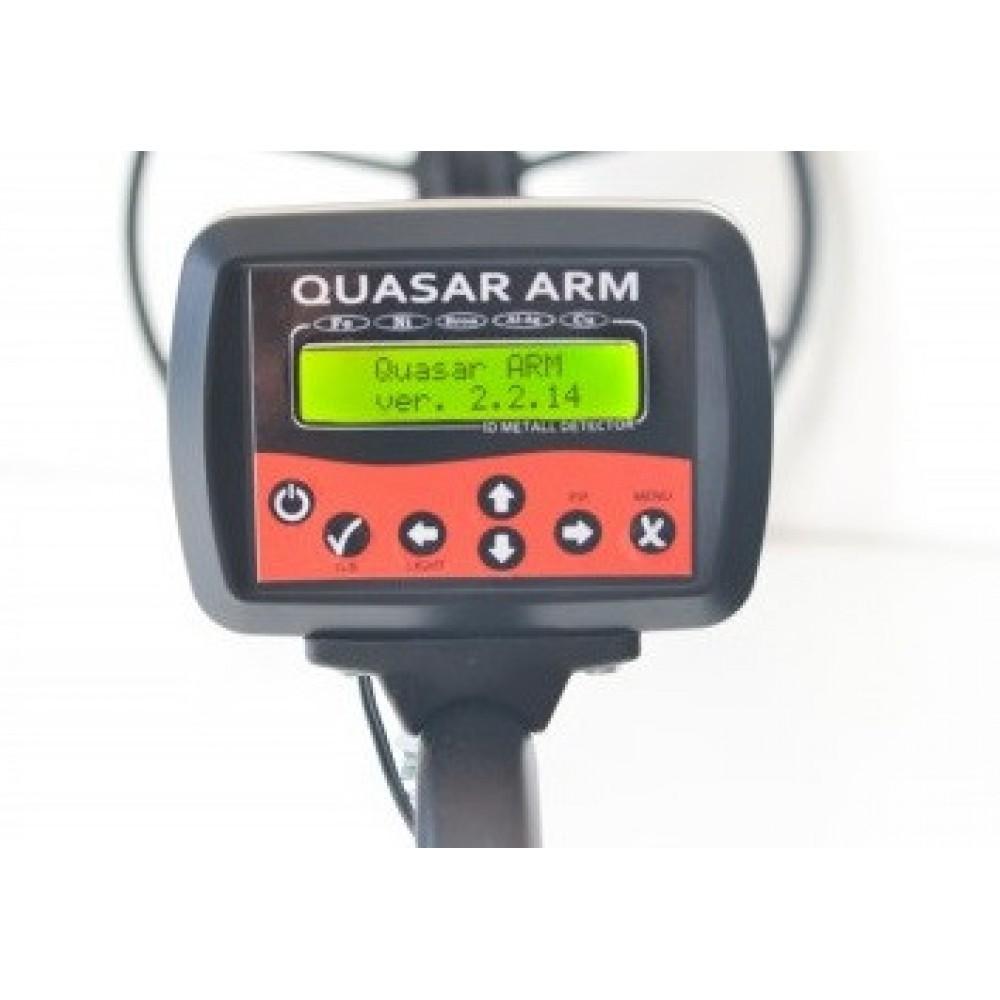 Блок электронный Quasar ARM корпус gainta 1910 c FM трансмиттером и регулятором тока ТХ