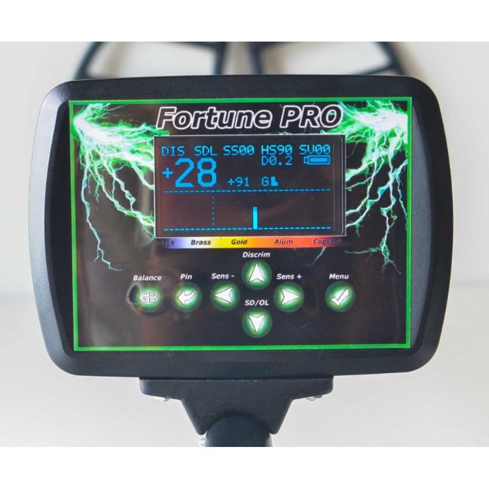 Блок управления электронный Fortune PRO / Фортуна ПРО FM трансмиттер OLED-дисплей 6х4