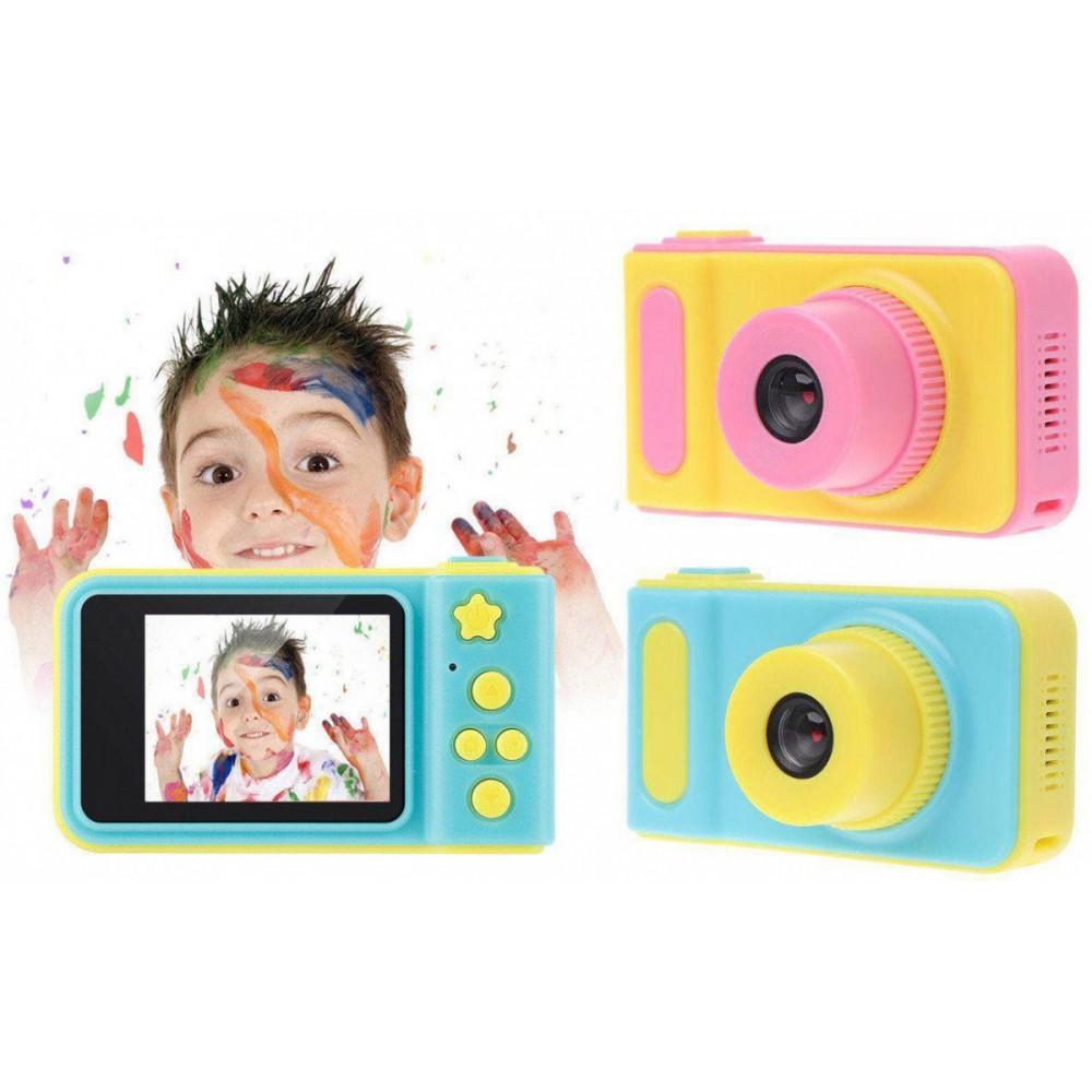 Детский фотоаппарат Dvr baby camera V7 , 2 цвета