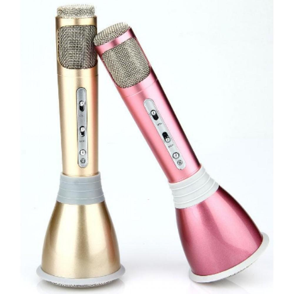 Беспроводной микрофон караоке Bluetooth KTV-K068