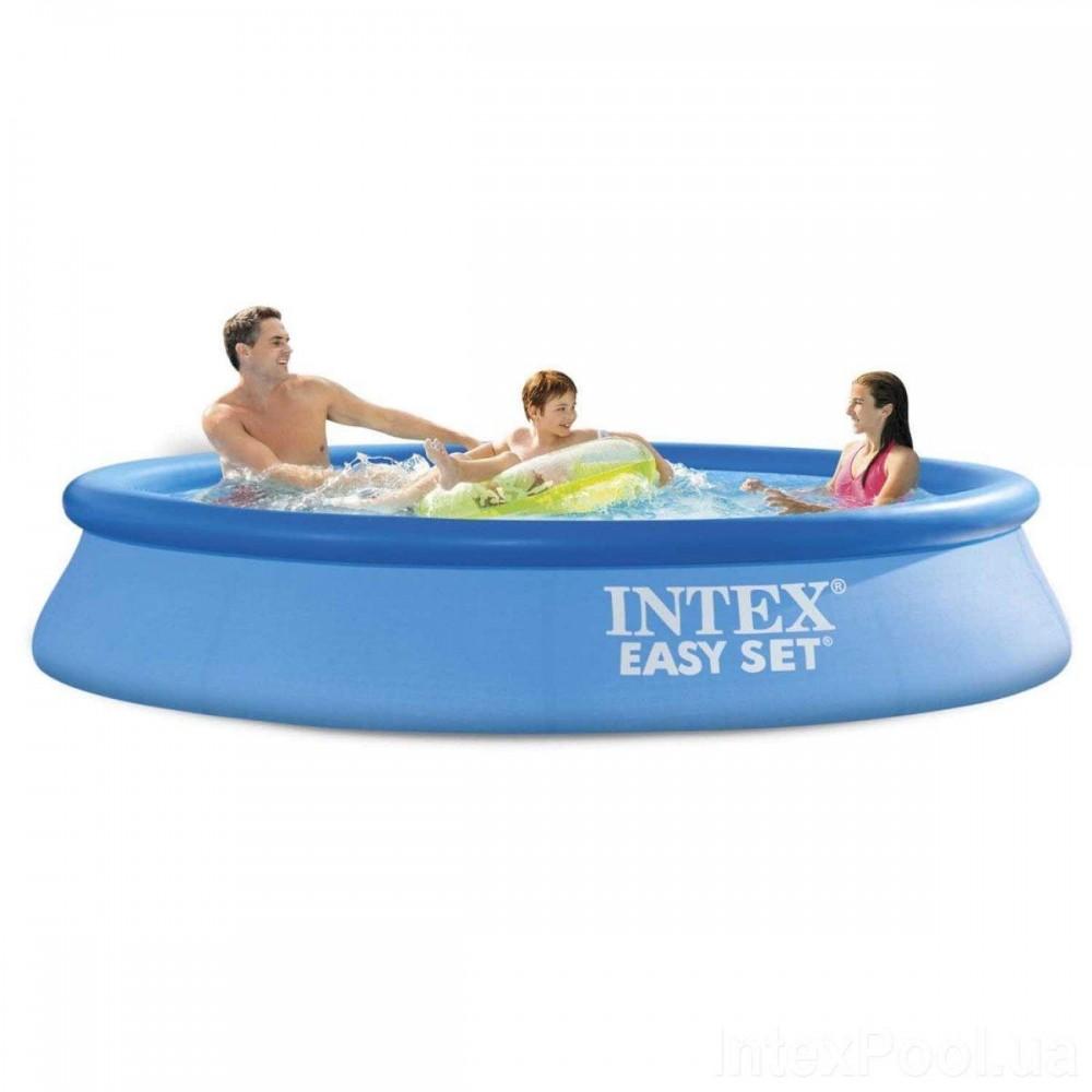 Надувной бассейн Intex 28118, 305 х 61 см