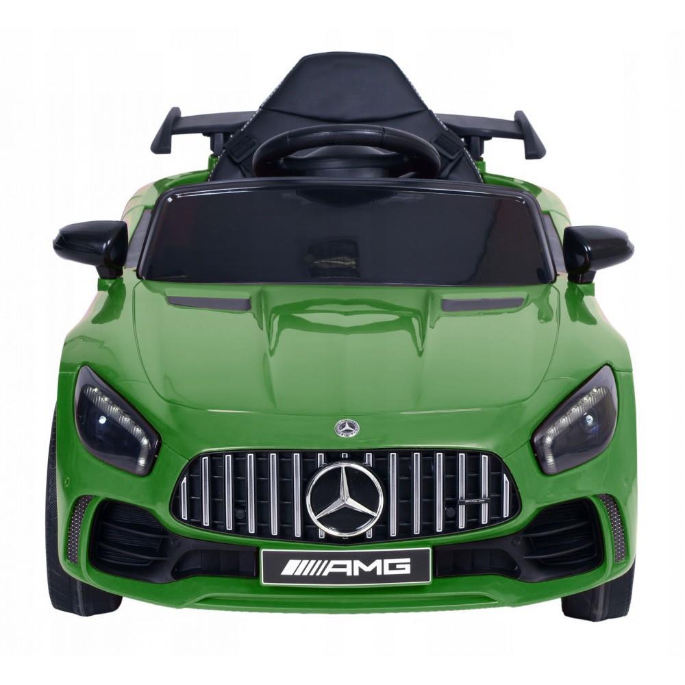 Детский электромобиль Mercedes BBH-011 зеленый