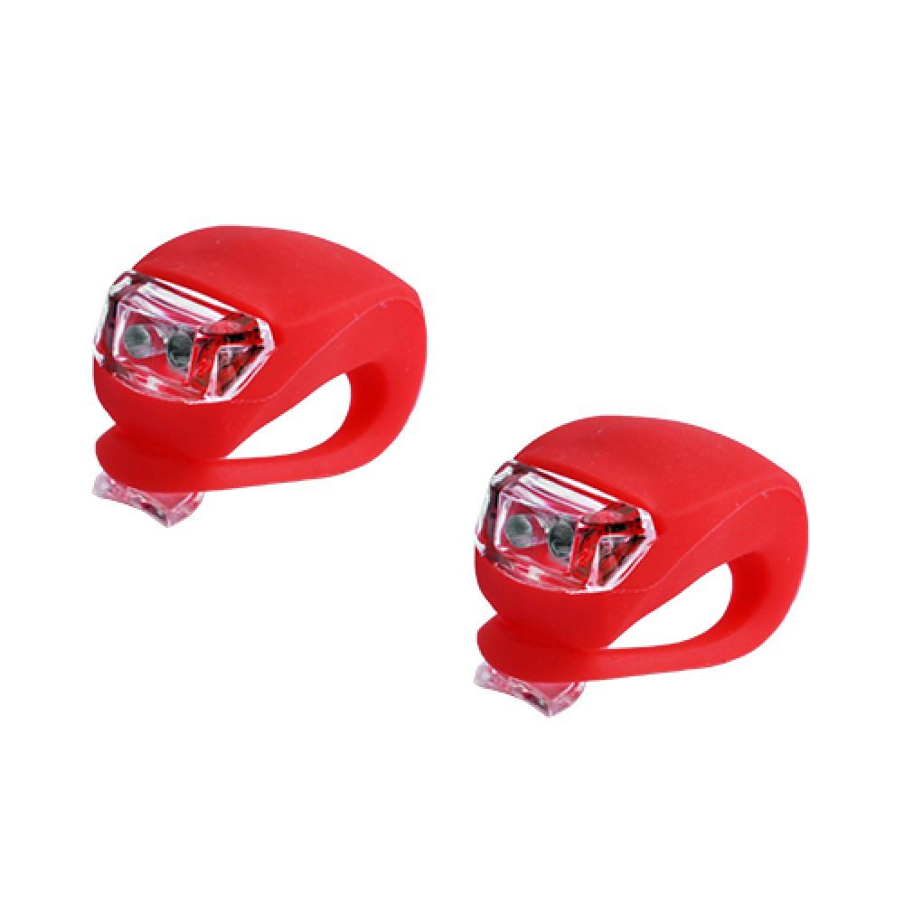 Велосипедные фонари задний габаритный маячoк HJ008-2 Ultra brite