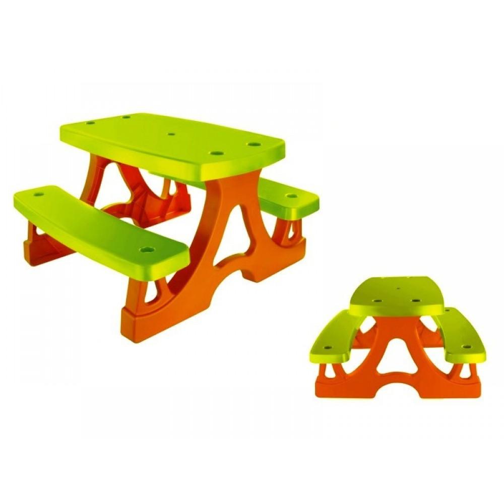 Детский пластиковый столик для пикника Mochtoys, 10722