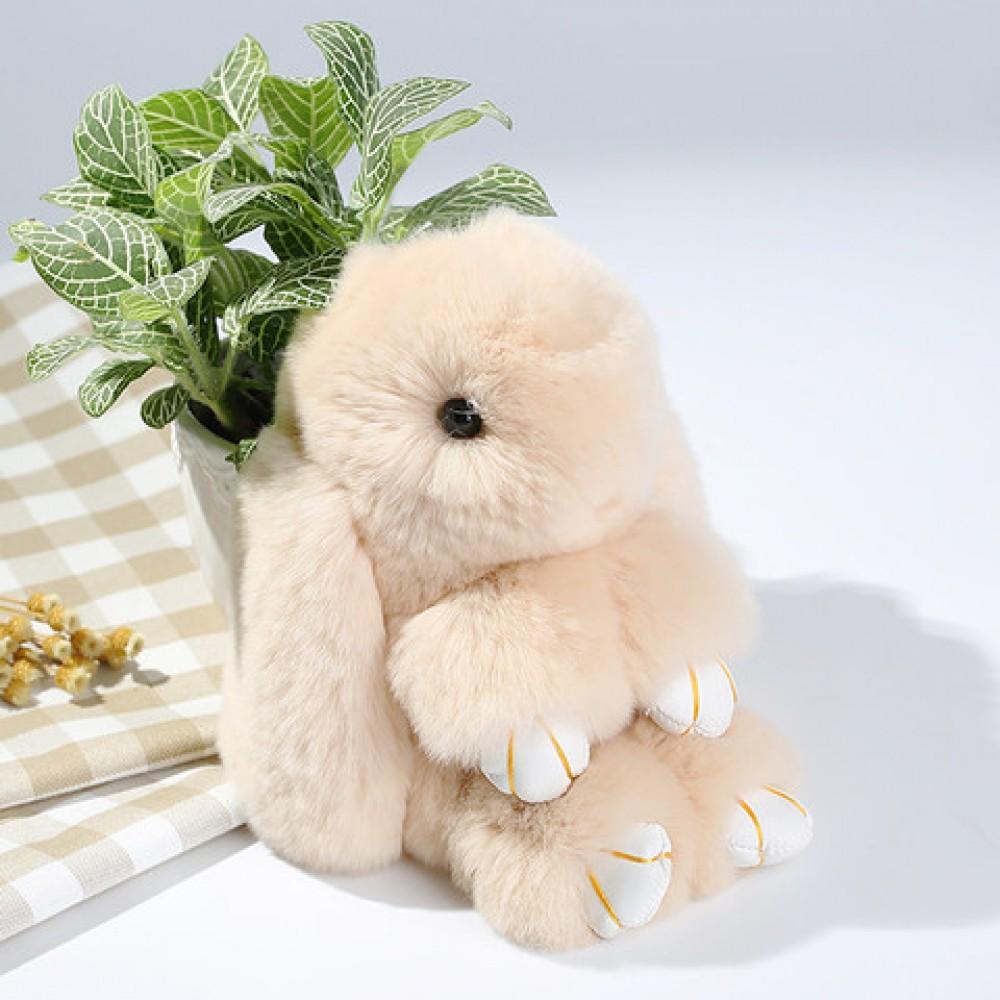 Брелок кролик 18 см